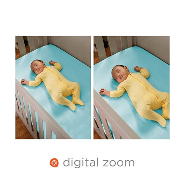 Summer Infant Sure Sight Number 2.0 Digital Video Monitor  100% digital technology for privacy and security Range up to 240m Nursery temperature display on screen 7