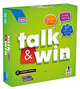 Falomir- Juego Talk & Win (26549)