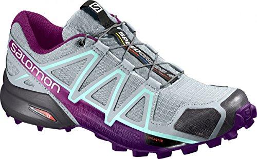 Salomon Speedcross 4, Chaussures de Trail Femme