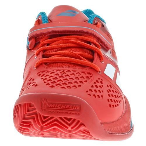 BABOLAT Propulse BPM Clay Scarpa da Tennis Terra Battuta Uomo Rosso