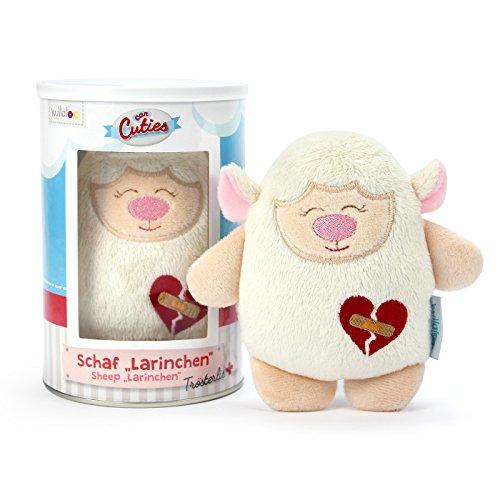 Kuscheltier Schaf Larinchen - CanCutie - Trost Serie, bei Herzschmerz