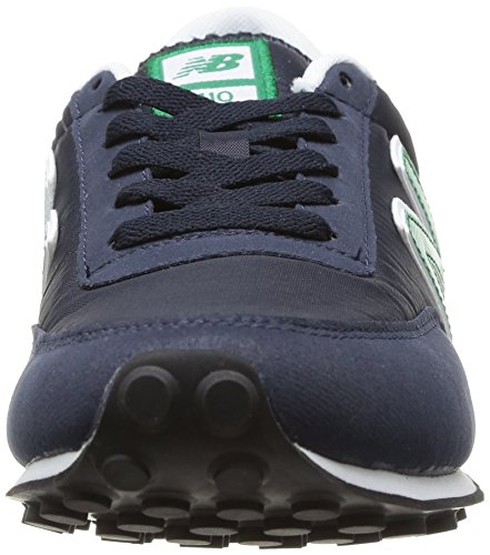 New Balance - U410 D, Sneaker a collo basso Unisex - Adulto Blu (Blau (NGN NAVY))