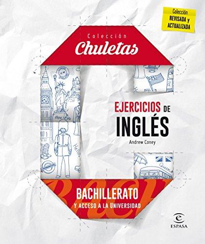 Portada del libro Ejercicios De Inglés Para Bachillerato - 9788467044591