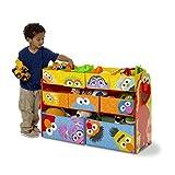 Delta Children Sesame Street Toy Organiz...