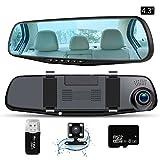 Car Camera Dash Cam Full HD 1080P, Rear - Best Reviews Guide