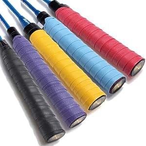 Anti-slip Racket Grips Badminton Bat Tennis Fishing Rod Tape Sweatband