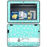 DecalGirl - Skin (autocollant) pour Kindle Fire HDX (3ème génération - modèle 2013), Refuse to Sink