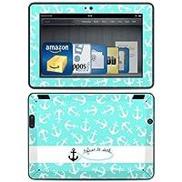 DecalGirl - Skin adhesivo para Kindle Fire HDX (3ª generación - modelo de 2013), diseño Refuse to Sink