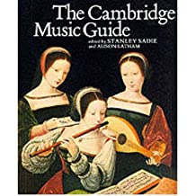 [ THE CAMBRIDGE MUSIC GUIDE BY LATHAM, ALISON](AUTHOR)PAPERBACK