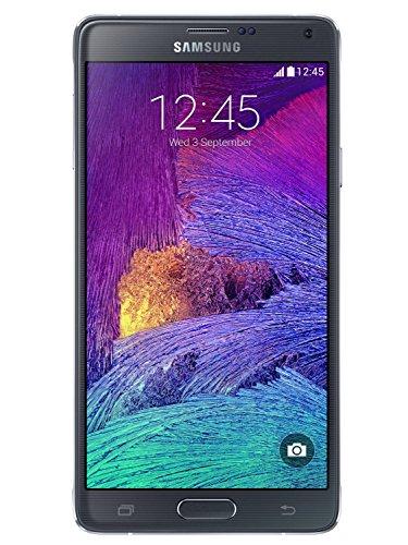 Samsung SM-N910F Galaxy Note 4 Smartphone, 32 GB, Nero [Italia]