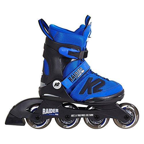 K2 Jungen Inline Skate Raider Pro, blau, L, 30B0203.1.1.L