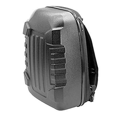 Dxlta Storage Case Box Hard Shell Backpack Transport Carrying For Parrot Bebop 2 FPV Drone