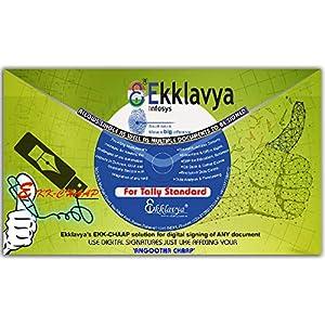 Ekklavya Digital Signature on Tally Ekk Chaap Standard