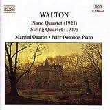 Walton: String Quartet / Piano Quartet