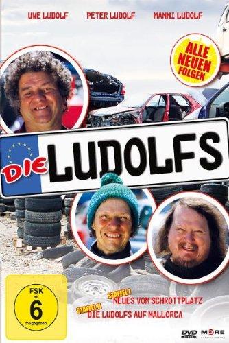 Staffel 1: Neues vom Schrottplatz & Staffel 2: Die Ludolfs auf Mallorca