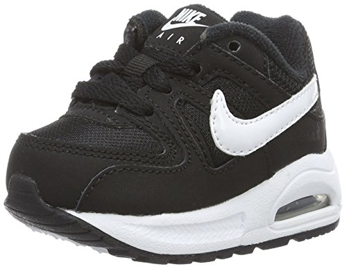 Nike Air Max Command Flex (TD), Chaussures de Gymnastique Garçon