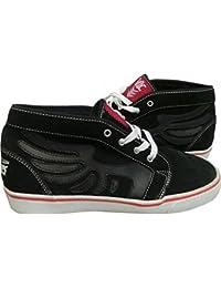 Vox Skateboard Shoes Lockdown (Vulc) Light Grey/White, número de zapato:45