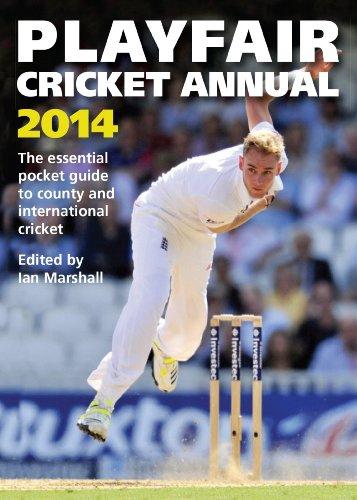 Playfair Cricket Annual 2014 (English Edition) por Ian Marshall