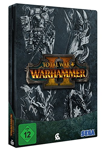 Total War: Warhammer 2 - Limited Edition - [PC] (Pc Games Total War)