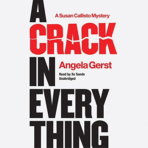 A Crack in Everything  Audiolibri