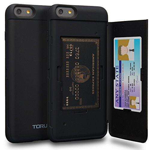 Funda TORU serie CX Pro para iPhone 6S plus (2015) y iPhone 6 plus (2014)SOMOS [TORU] Un millón de clientes satisfechos con nuestros productos en el mundo Servicio al cliente de calidad con quien se puede comunicar directamente en español Diseño de l...