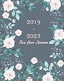 """2019-2023 Five Year Planner: 60 Months Planner and Calendar Agenda Organizer 8"""" x 10"""""""