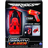 Air Hogs, Zero Gravity, auto da corsa sulle pareti laser-comandata, rossa, Multicolore, 6054126