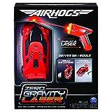 Air Hogs 6054126 - Zero Gravity Laser Racer, Rennwagen mit Laser-Fernsteuerung, fährt an Wänden & Decken, rot