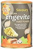 Marigold Health Foods Vegan Engevita Yeast Flakes, 125 g