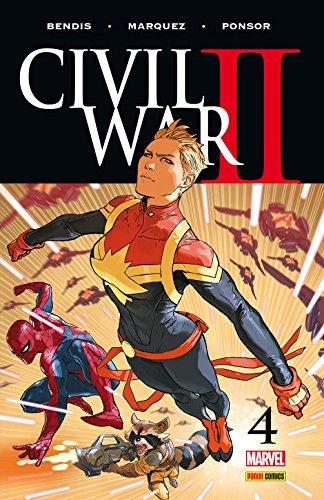 Civil War II 4