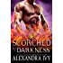 Scorched by Darkness (Dragons of Eternity Book 2) (English Edition)
