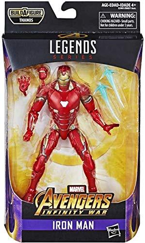 Marvel Legends Series Avengers: Infinity War Iron Man-Figur, 15,2 cm