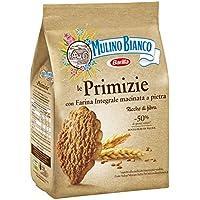 Mulino Bianco Biscotti Integrali Primizie con Farina Integrale - 700 gr