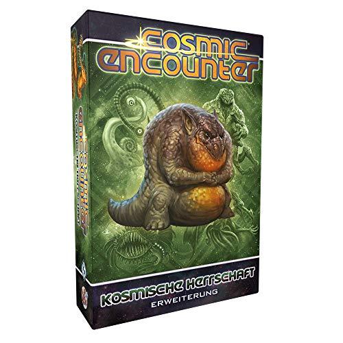 DE Cosmic Encounter - Kosmische Herrschaft - Erweiterung-5 | Neuauflage | Deutsch ()