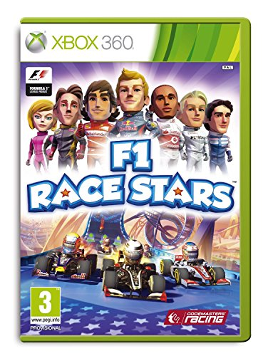 Xbox 360 F1 Race Stars UK Import auf Deutsch spielbar (F1 2013 Xbox 360)