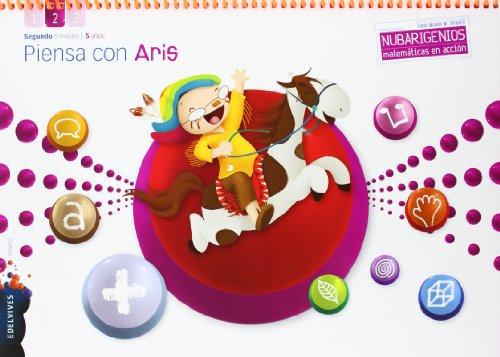 Piensa con aris (infantil 5 años segundo trimestre) (nubarigenios)