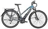 Bulls E-Bike Lacuba EVO 25 17,5 Ah Damen Trapez grau 2018 Gr. 53 cm
