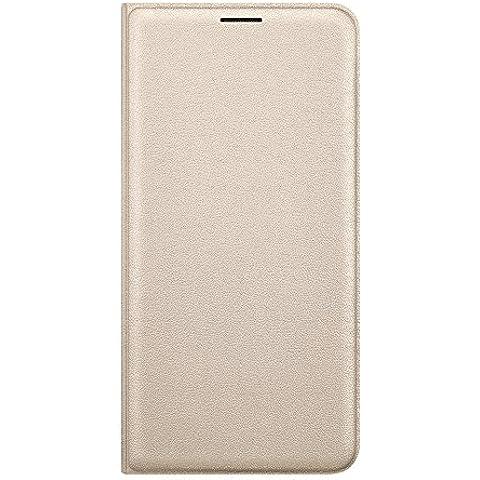 Samsung EF-WJ710PFEGWW - Funda para Samsung Galaxy J7, color dorado