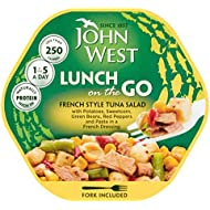 John West Light Lunch French Style Tuna Salad 220g