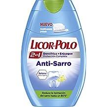 LICOR DEL POLO 2 IN 1 antiplaque 75 ml