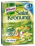 Knorr Salatkrönung 7-Kräuter, 14er Pack (14 x 450 ml Karton)