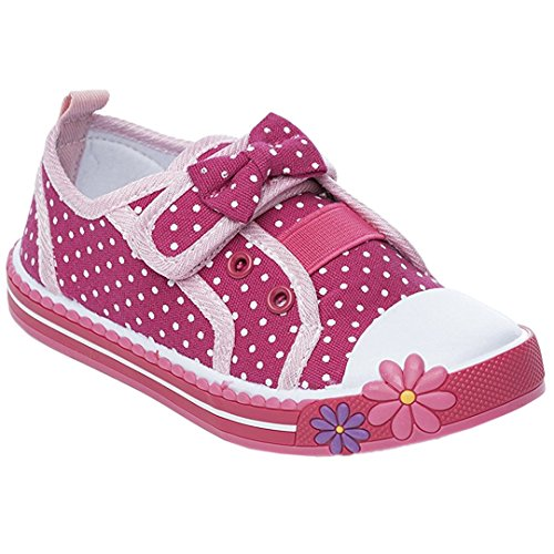 girls-children-kids-canvas-toddlers-shoes-summer-pumps-casual-infants-trainers-flat-low-top-velcro-t