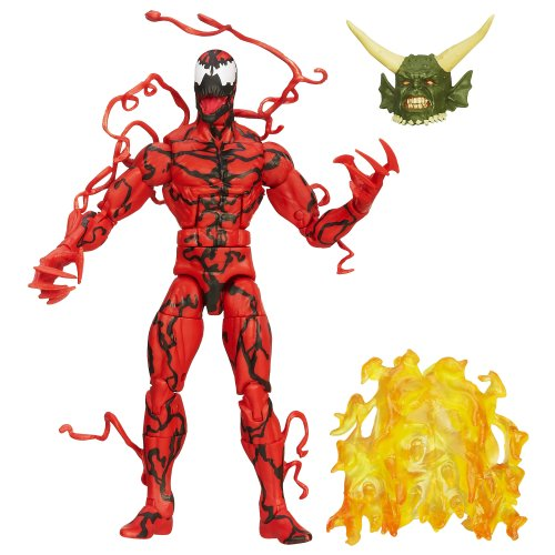 Amazing Spider-Man 2 Marvel Legends Infinite Action Figure Spawn of Symbiotes {Carnage} 6 Inches