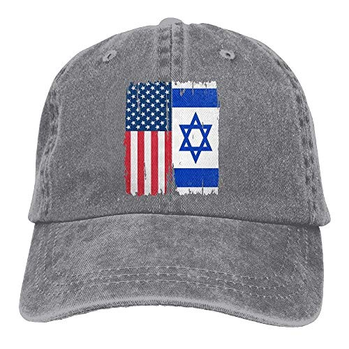 Irish Chicago Flagge (Pizeok Irish Chicago Skyline Flag Unisex Baseball Cap Cotton Denim Adjustable Golf Caps for Men Women Fashion15)