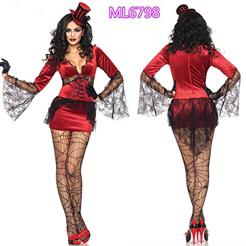 Gorgeous Explosion Modelle Halloween-Kostüme Vampir -RollenkleidCorpse (Vampir Kaninchen Kostüm)