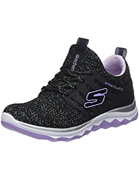Skechers Diamond Runner-Sparkle Sprint, Zapatillas para Niñas