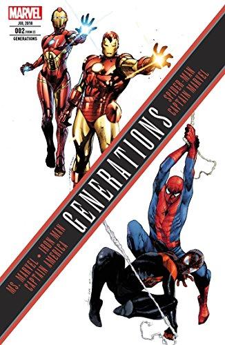 Generations: Treffen der Generationen: Bd. 2 (von 2) (Iron Man Comic Book 1)