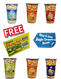 Swizz Masal Popcorn -30 Grams