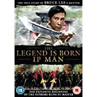 The Legend Is Born: Ip Man [DVD] by Sammo Hung