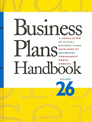 [Business Plans Handbook] (By: Michelle Lee) [published: February, 2013]